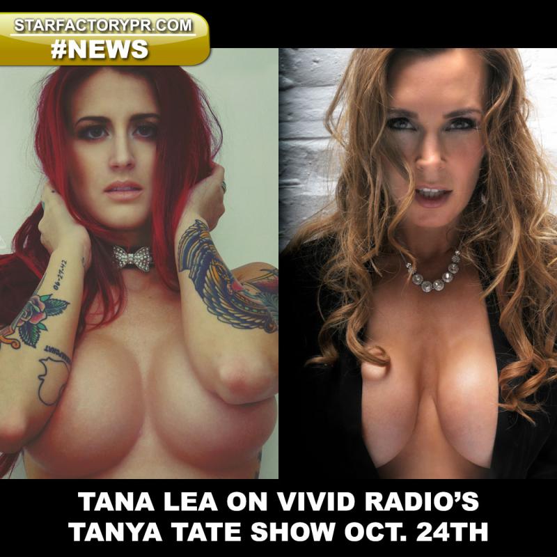 TanaLea-2017-TanyaTateShow-VividRadio