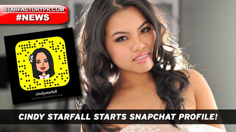 CindyStarfalll-2018-Snapchat-Sexy