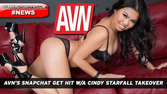 CindyStarfall-2018-AVN-Snapchat