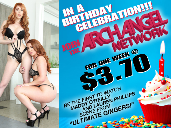 ArchAngel-2018-UltimateGingers-BdayCelebration