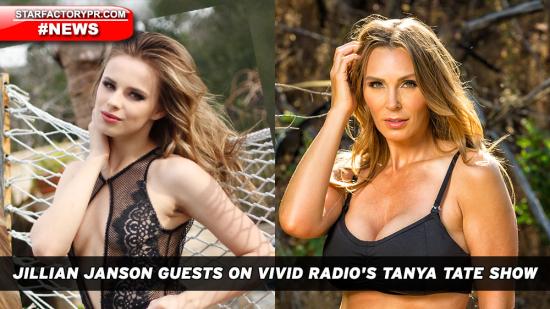 JillianJanson-TanyaTate-2019-VividRadio-TW