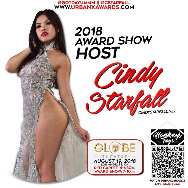 CindyStarfall-2018-UrbanXAwards