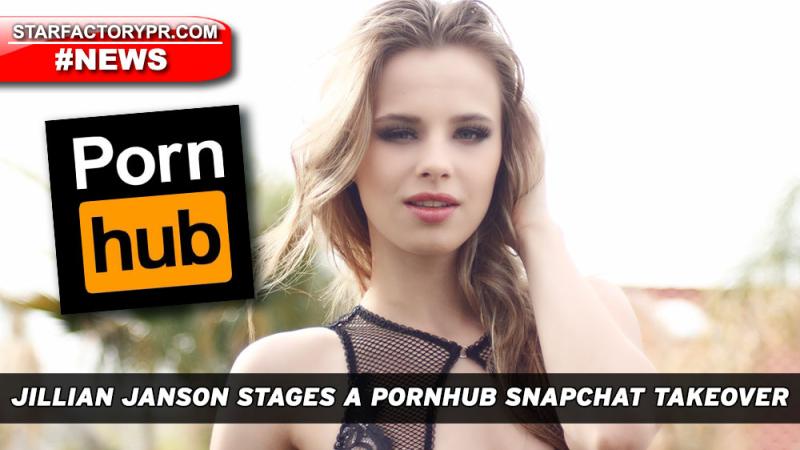 JillianJanson-2018-PornHub-SnapChat-TW