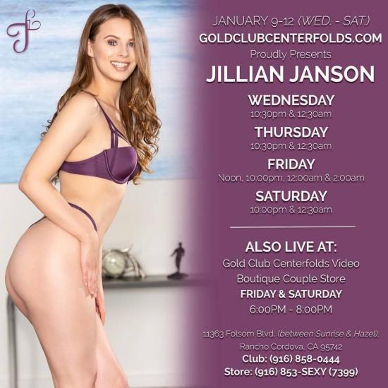 JillianJanson-2019-GoldClub