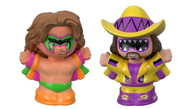 FisherPrice-LittlePeople-WWE-ToyFair-Figures