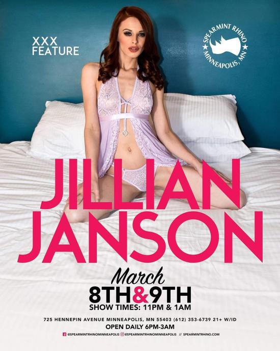 JillianJanson-2019-SpearmintRhino-FLYER