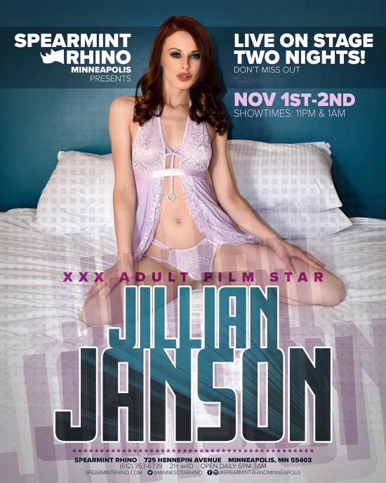 JillianJanson-2019-SpearmintRhino
