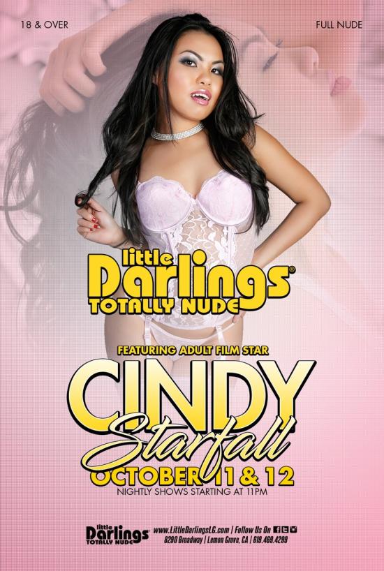 CindyStarfall-2019-LittleDarlings-Flyer